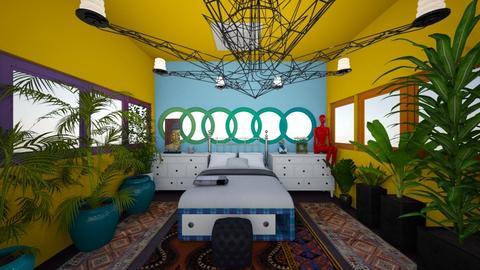 Swetha Bedroom - Bedroom - by Swetha99