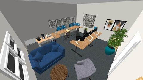 New Office 4_5 - Office - by kerrsturrock