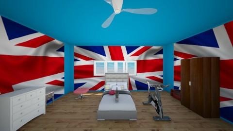 inglaes en la playa - Modern - Bedroom - by lolazo2000