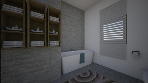 pani - Bathroom - by Zuzia2006