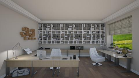 Tom Cruise - Eclectic - Office - by Elenn