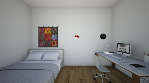 Room tour - Modern - Bedroom - by arielleemma14