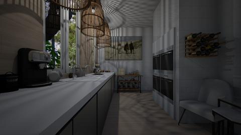 kitchen - Minimal - Kitchen - by thelmatt