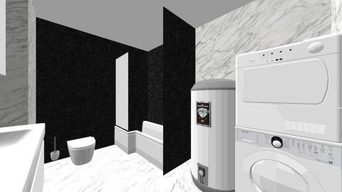bad - Bathroom - by anmeno