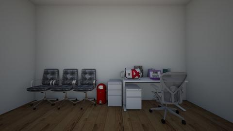 Mollys Office - Minimal - Office - by Temea