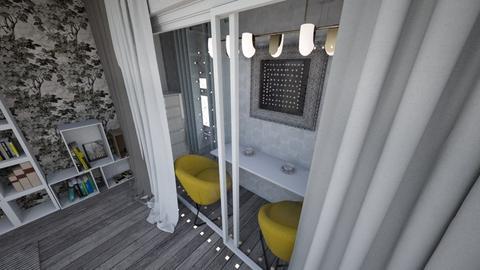 living room Tashkent - Modern - by flowerevgeniya