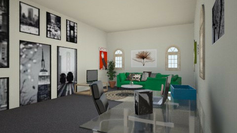 Living Room  - Feminine - Living room - by CHARLIEBVB