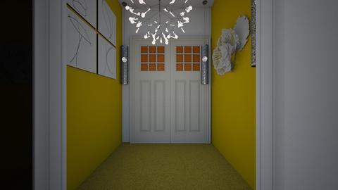 yellow - by Aqeela Van Wyk