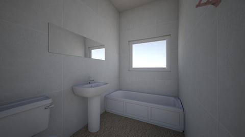 Bathroom - by cam44