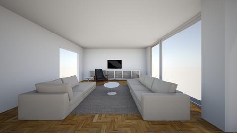 Andrea opcion 3 a - Living room - by karlitajmlm