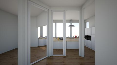 j - Kitchen - by Emilia Asenova