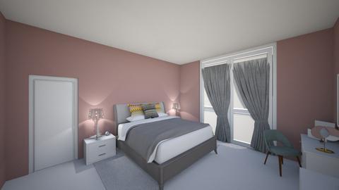 My bedroom  - Bedroom - by cri_pero