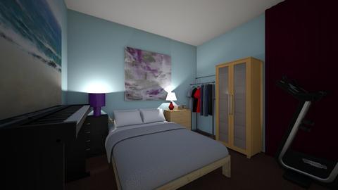 Halo123 - Bedroom - by Euthymia