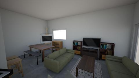 Fla Living Room 2 - by dtfortier