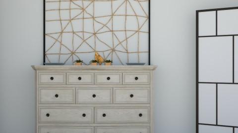 Modern minimal - Minimal - Bedroom - by Katelyn Grace
