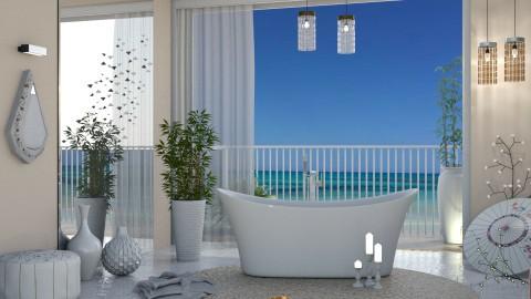 M_Romantic bathing - by milyca8