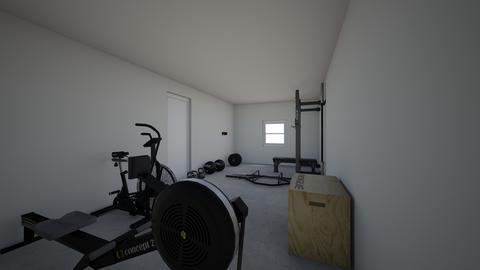 Dream Gym - by rogue_f33a23db2af1945e4a6e06dbb0208
