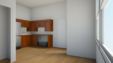 471 18th Street - Living room - by murphystaging