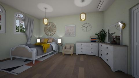 guest bedroom 2 - Bathroom - by GeGe Kanthip