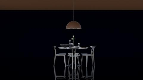 Chic dinner - Minimal - Dining room - by HenkRetro1960