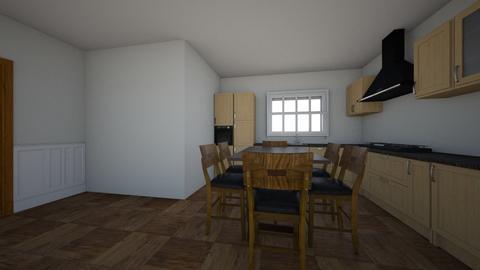 American apartment 2 - Glamour - by karinaoleneva