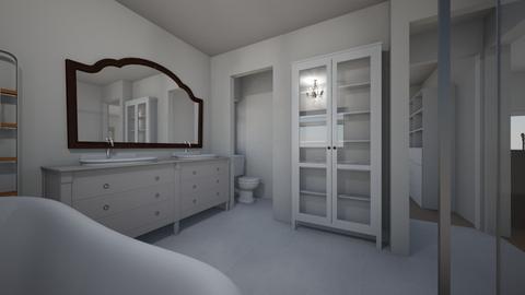 new bathrooms20 - Bathroom - by hannahkmathenia