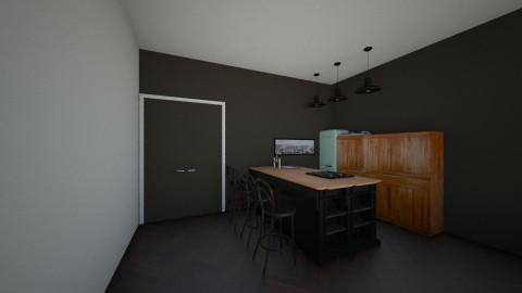 a small house - by IDANPOLI