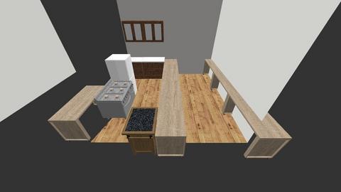 Ruang Makan Botekan  - Minimal - Dining room - by gilangzs