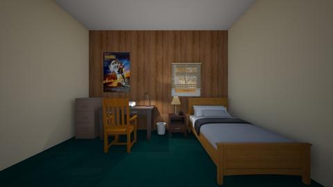 Family Home My Room - Bedroom - by WestVirginiaRebel
