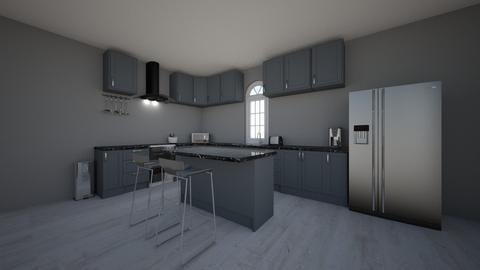 Kitchen 1 - Modern - Kitchen - by CheyLynn2000