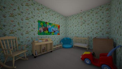 sophie baby room  - Kids room - by SAA2019
