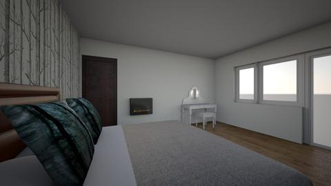 Spavaca - Bedroom - by kica