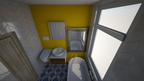 Bathroom Floor Plan 001 - Bathroom - by MartyP