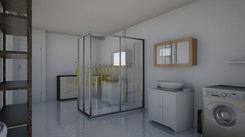 basement bathroom - Bathroom - by garden827