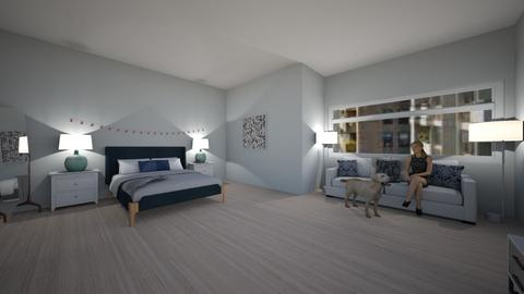 COB Apartment  - Bedroom - by lindsayt
