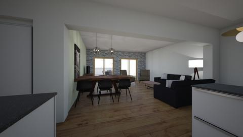 oostenrijk kelder - Living room - by Martineschreur