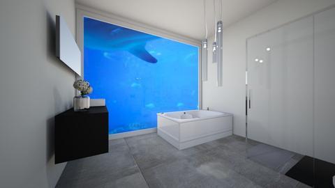 bart - Bathroom - by peatpeat007