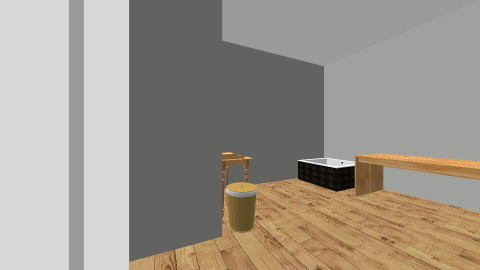 My bathroom - Minimal - Bathroom - by pinkiyeung