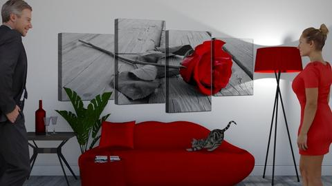 Front View Interior1 - by ritsa