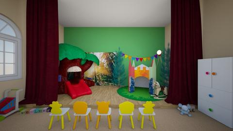 cool - Kids room - by paula1516