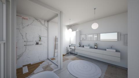 Bathroom - Minimal - Bathroom - by Fernanda Porfirio