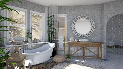 Boho Bathroom  - Eclectic - Bathroom - by Yate