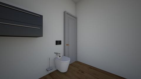 opdracht  - Bathroom - by savas1907