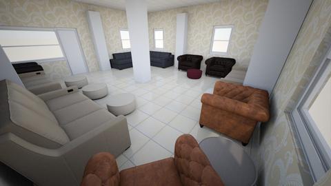 salon2 - Modern - Living room - by irfanuslu