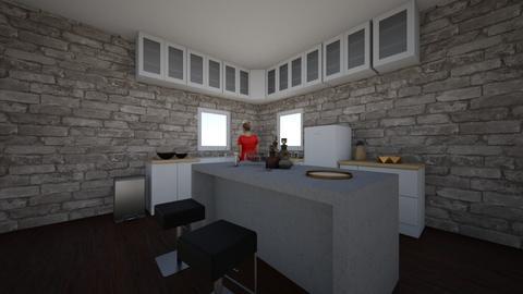 gfhsztrhysrtyshtyhs - Kitchen - by roomlife4