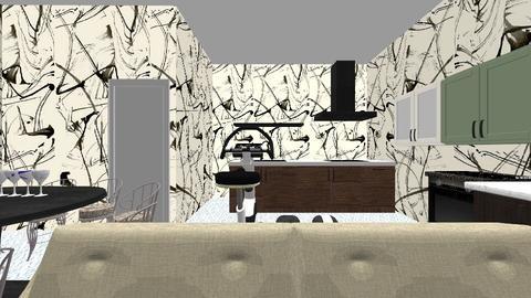 Dream House - Modern - by candacen