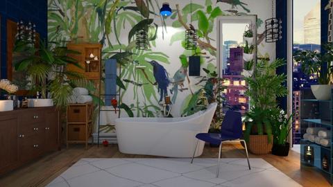 jungle urban 1 - by deemuri_co