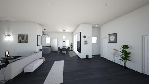 Main Entrance - Bathroom - by Cameron Dunewood