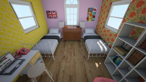Random Room - Kids room - by allieanderson2004