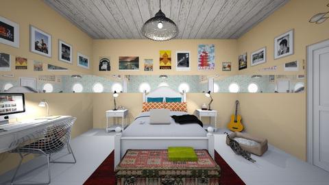 NEW - Bedroom - by acmedeiros